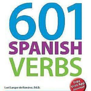 601 Spanish verbs